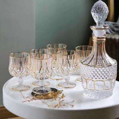 Palsda® Swirl Zephyr Glasses Set