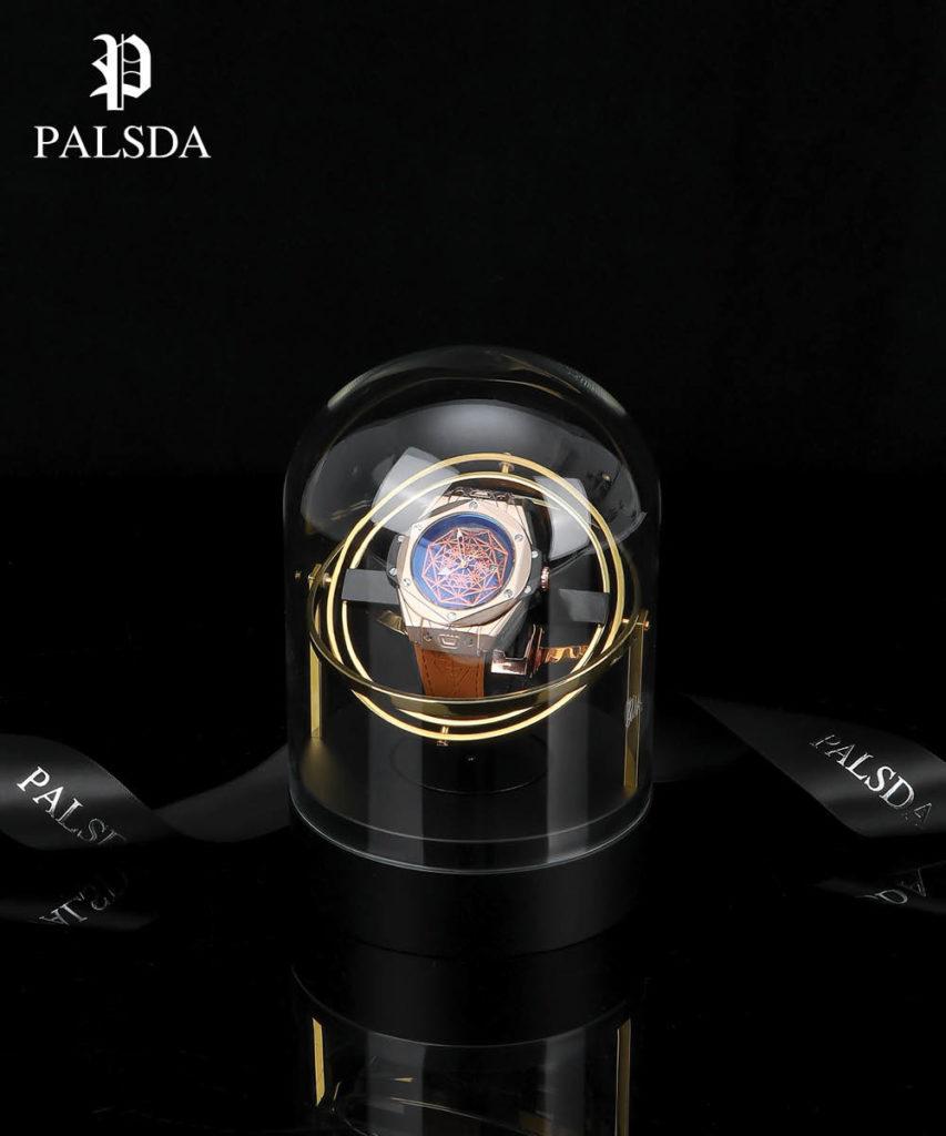 Palsda® Seyfert-Classique Watch Winder (Gold)