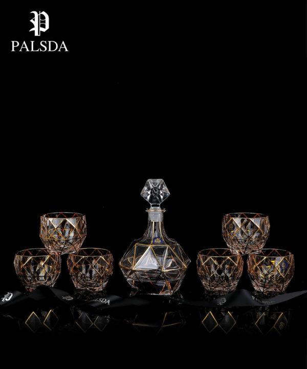 Palsda® Crystal Cove Glasses Set