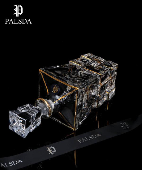 Palsda® Cube Royale Glasses Set