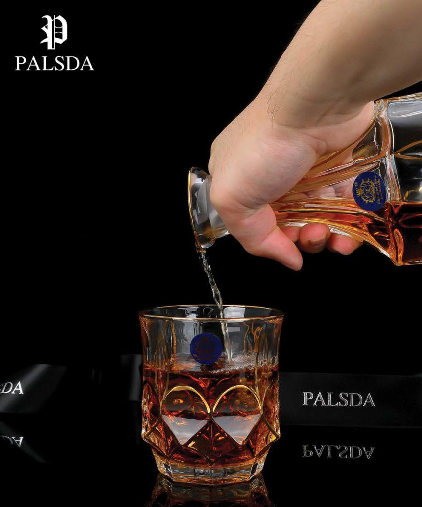 Palsda® Arc Royal Glasses Set