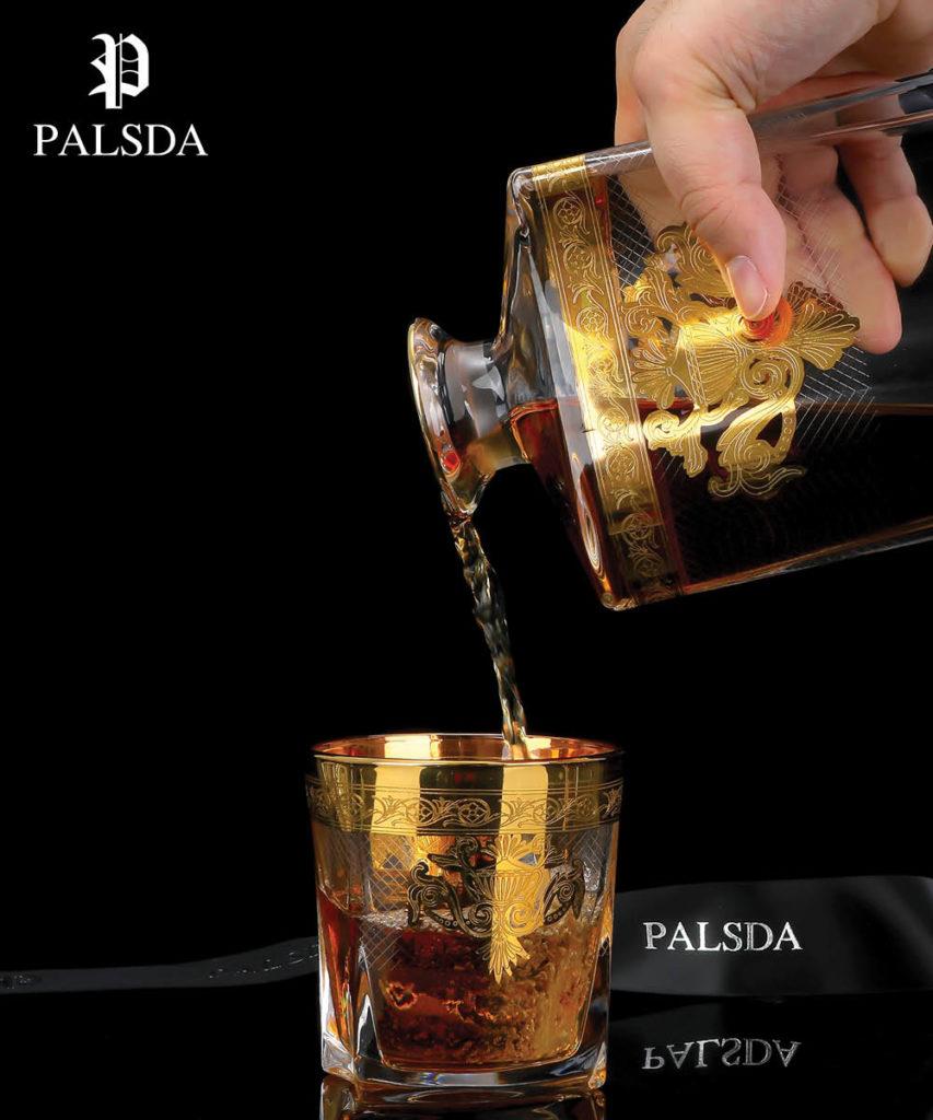 Palsda® Royale Brulante Glasses Set